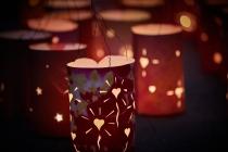 gorgeous lantern shot